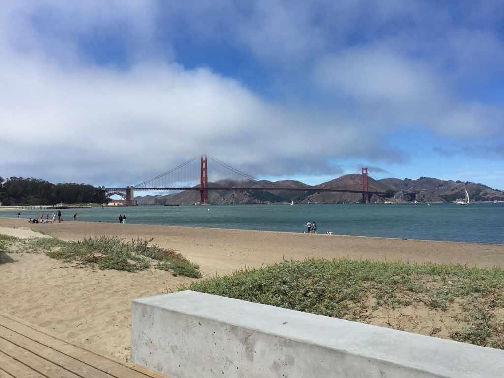 Crissy Field - Presidio Real de San Francisco - EEUU