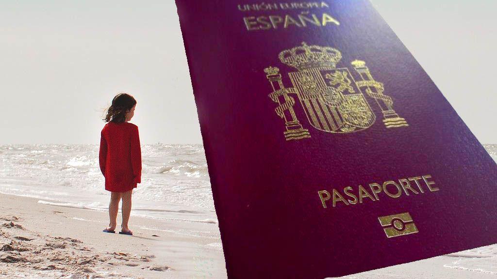 Cómo solicitar o renovar el pasaporte niños menores