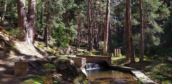El Azud del Acueducto de Segovia