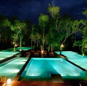 Hoteles de lujo en Puerto Iguazú – Los hoteles de la selva Iryapú