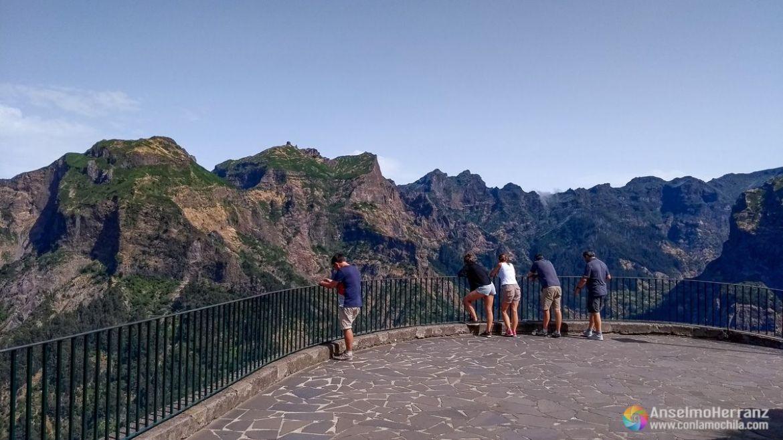 Mirador Eira do Serrado - Madeira - Portugal