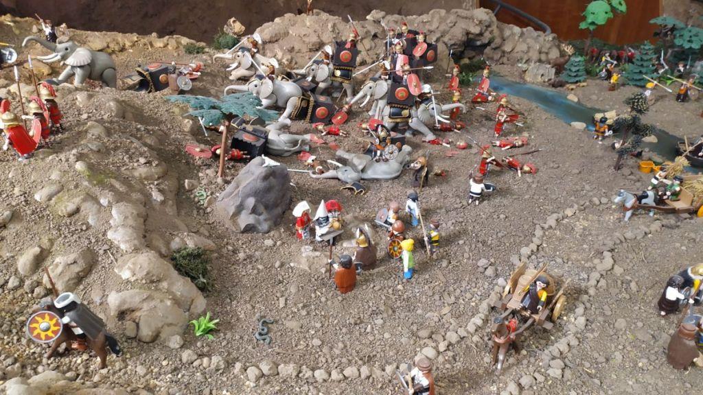 Batalla de los elefantes de Numancia