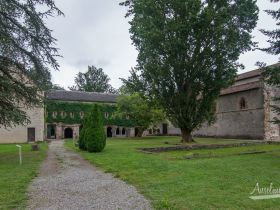 Abadía de Escaladieu - Altos Pirineos - Francia