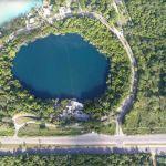 Cenote Azul de Bacalar