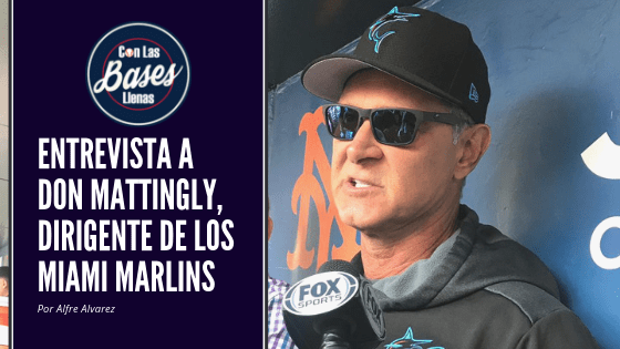 Don Mattingly inerview
