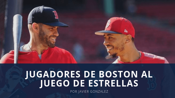 Mookie Betts y J. D. Martinez