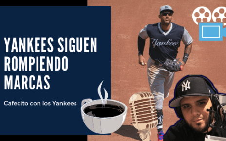 Yankees siguen implantando récords históricos