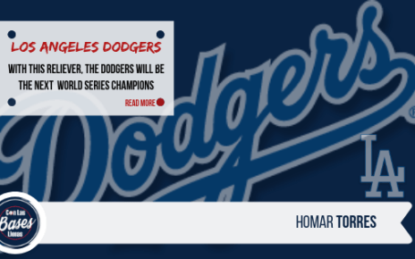 With this reliever, Dodgers will be WS Champions