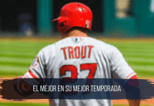 Mike Trout home run 42
