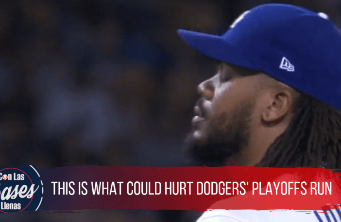 This is what could hurt Dodgers Playoffs run