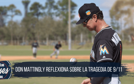 Don Mattingly reflexiona sobre el 9/11