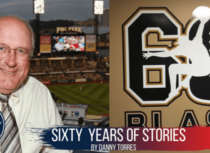 Celebrating his 60th Season with the Pirates, Steve Blass Shares his Story in his Final Season