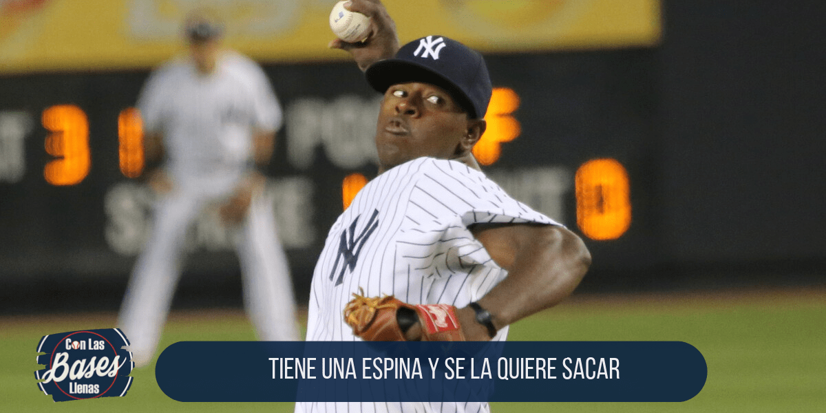 Luis Severino en playoffs