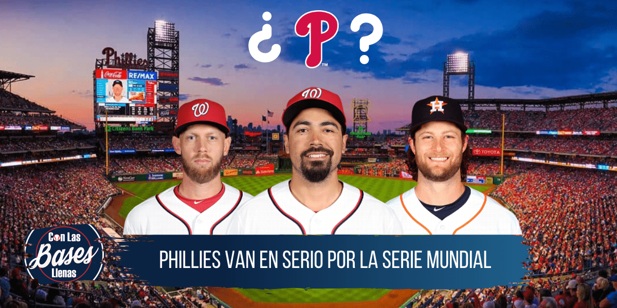 Entérate a qué están dispuestos los Phillies por Cole, Strasburg o Rendon