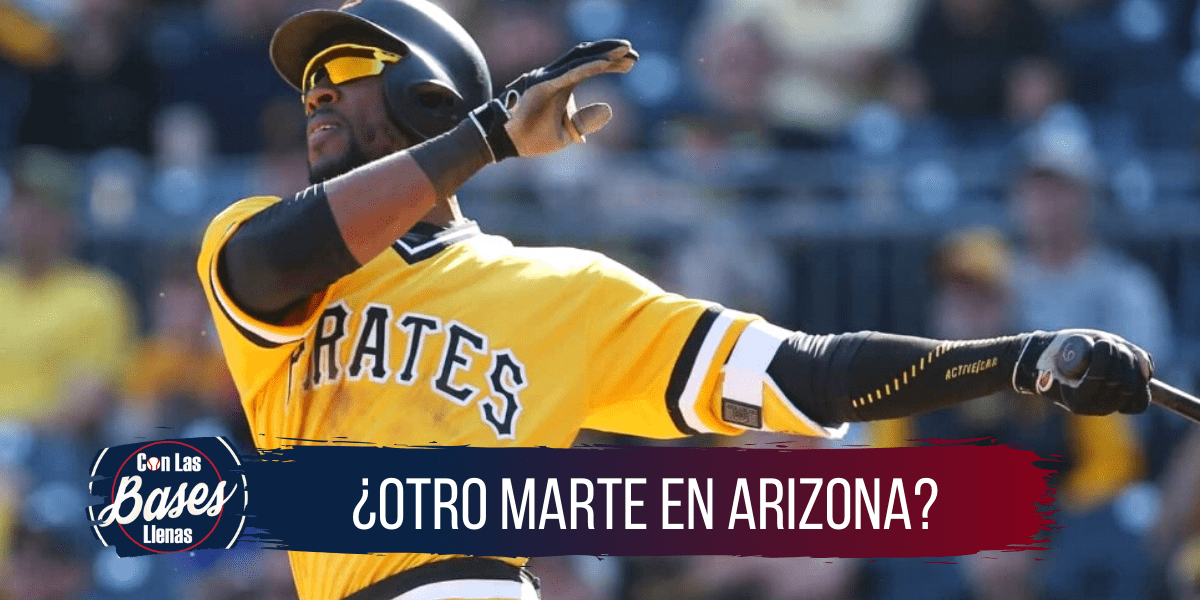 Starling Marte es una pieza fundamental en los Piratas.