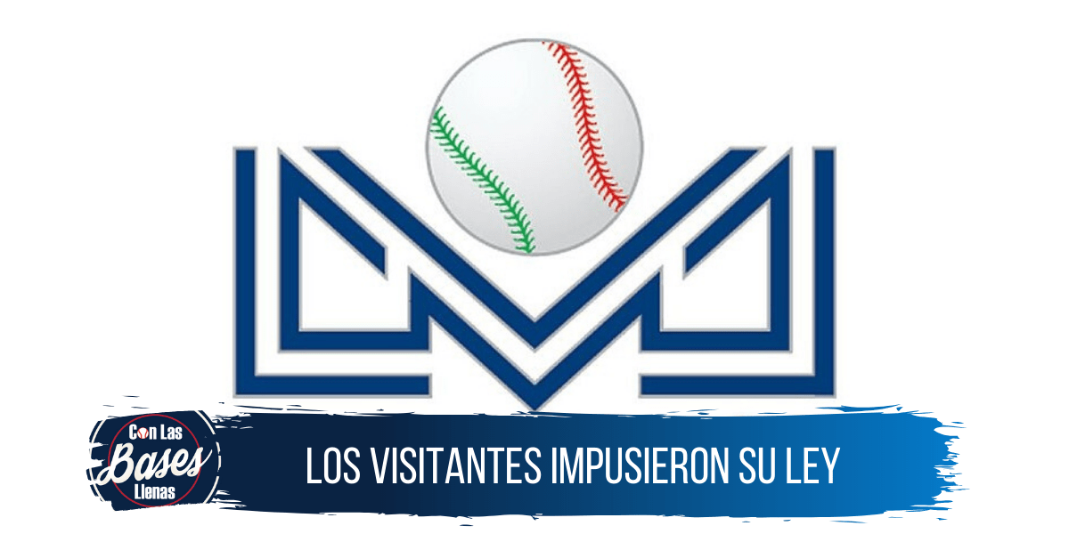 Sigue la acción en los playoffs de la LMP