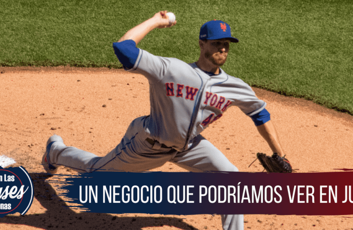 Yankees pudieran negociar por Jacob deGrom
