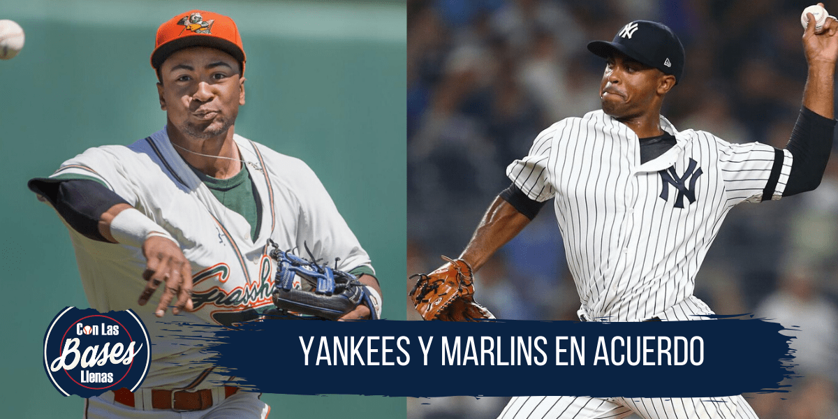 New York Yankees y Miami Marlins