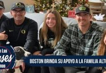 Los Boston Red Sox acompañan en su dolor a la familia Altobelli