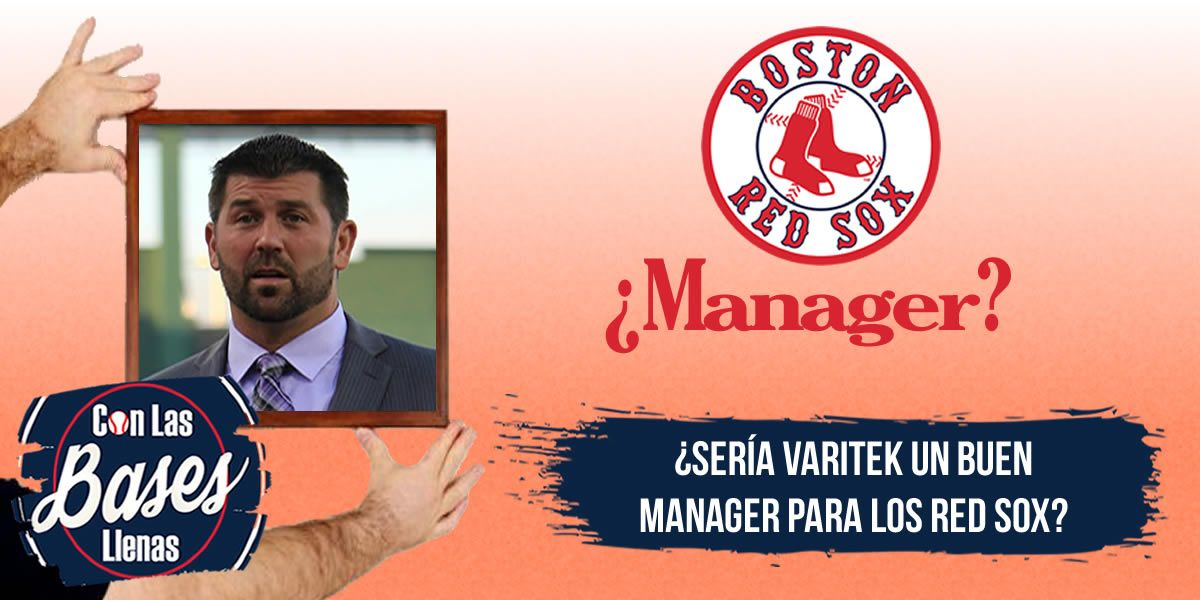 Jason Varitek envuelto en rumores para ser manager de Boston Red Sox