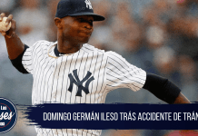 Yankees de Nueva York Domingo Germán