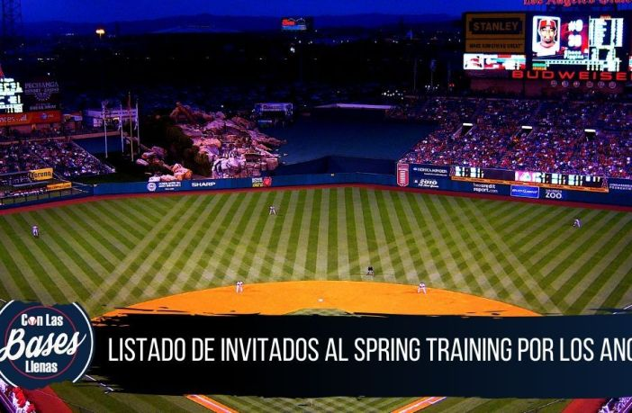 Spring Training y Angels de Anaheim