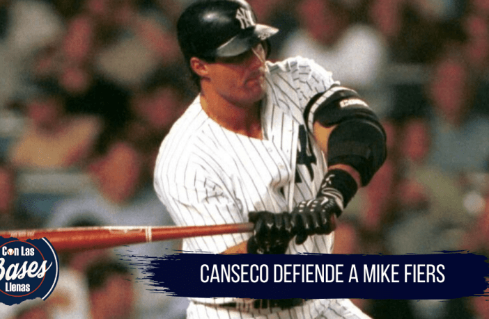 Canseco defiende a Mike Fiers