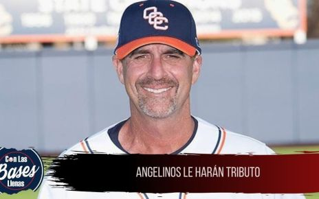 Angelinos usarán gorra del Orange Coast College Baseball en honor al fallecido John Altobelli