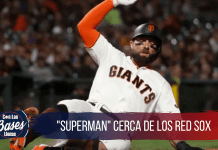 """superman"" Kevin Pillar cerca de firmar con los Red Sox"