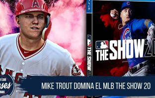 MLB The Show Mike Trout