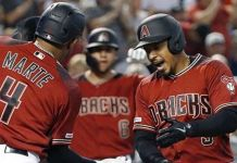 El roster de 60 peloteros de Diamondbacks de Arizona