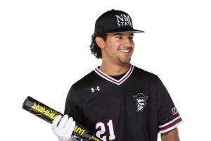 Nick Gonzales SS/2B de New Mexico State