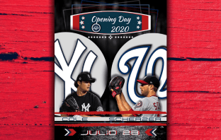 Yankees vs Nationals, partido más visto desde el 2011 en la MLB.
