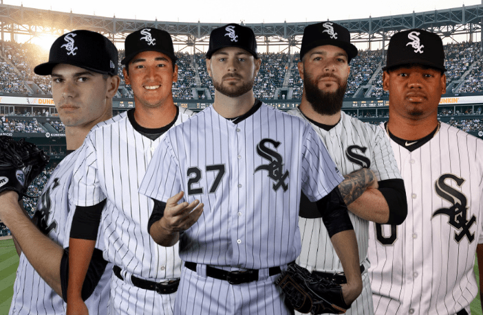 rotación de white sox para playoffs