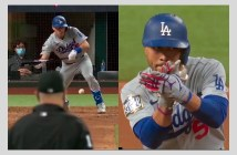 Barnes y Betts proveen carreras para los Dodgers en