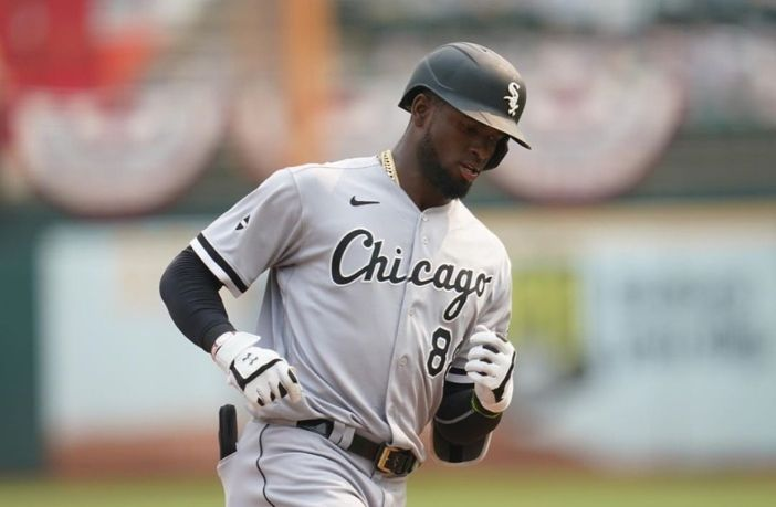 Luis Robert, White Sox, Playoffs