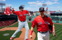 Red Sox agregan otro receptor a la lista de invitados al Spring Training