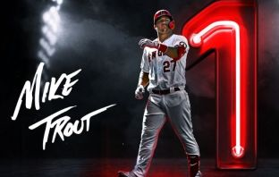 Mike Trout sigue reinando en la MLB