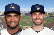 Mitchell y Reyes buscan llenarle el ojo a Craig Counsell, manager de Brewers