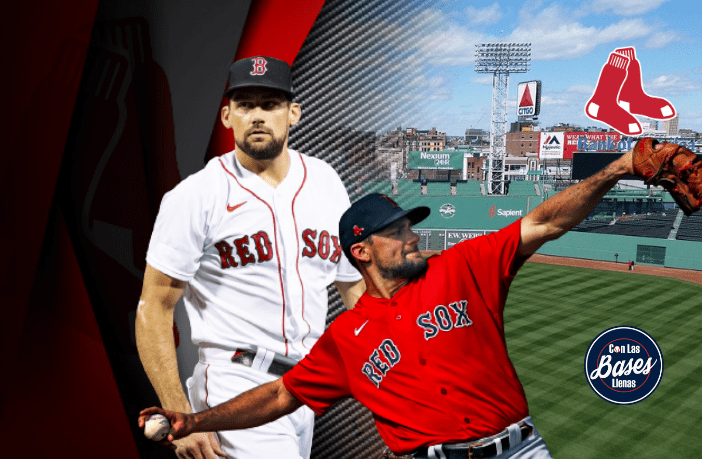 Red Sox: Nathan Eovaldi se luce ante los Orioles