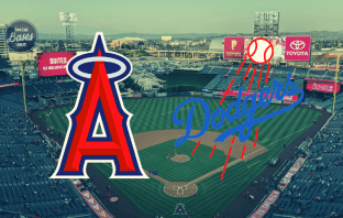 Dodgers vs Angels EN VIVO
