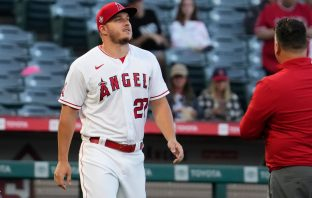 Mike Trout temporada
