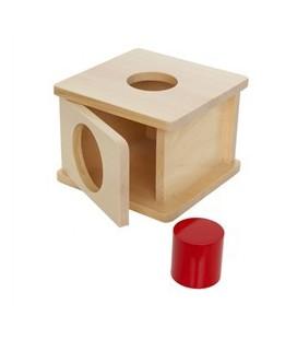 material-montessori-caja-de-permanencia-abierta-cilindro