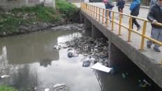 basura puente