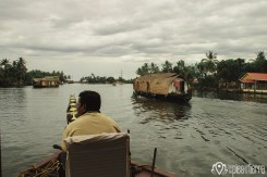 tour a Backwaters de Kerala