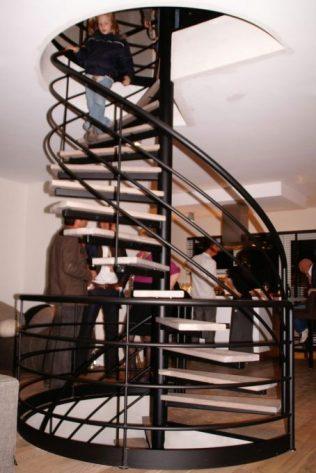 Over twee verdiepingen