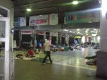 La estación de tren Hua Lampong