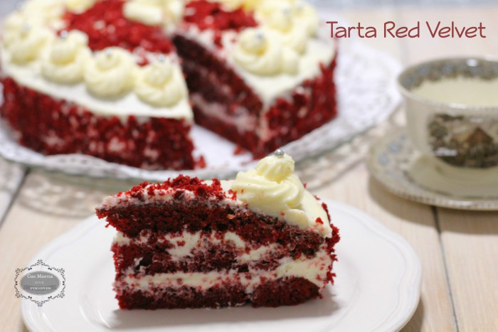 Tarta Red Velvet II