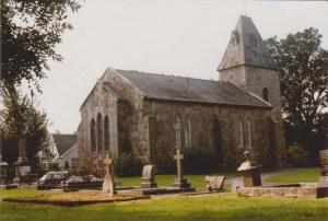 St Lukes churchyard