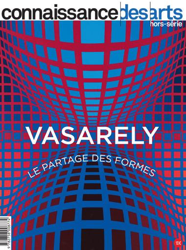 Vasarely Le Partage Des Formes : vasarely, partage, formes, Hors-série, Vasarely., Partage, Formes, Connaissance